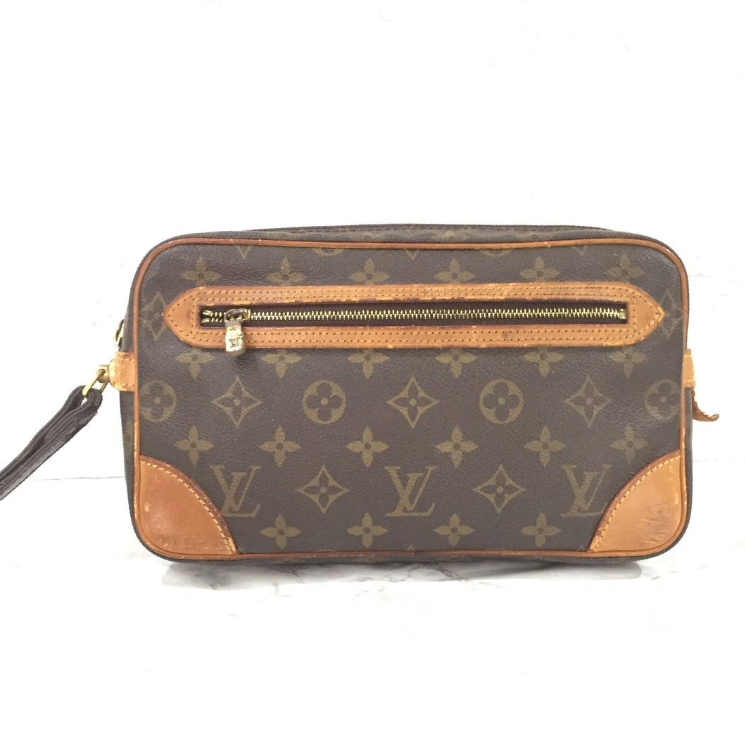 Pochette Clutch Vintage Authentic