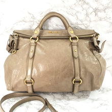 Load image into Gallery viewer, Miu Miu Bag Authentic Bow Large