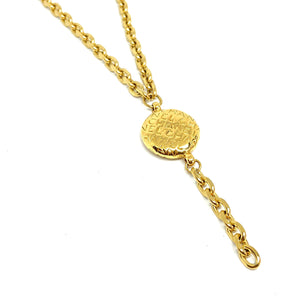 Authentic Chanel Pendant Y style from Authentic Necklace