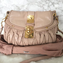 Load image into Gallery viewer, Miu Miu Bag Authentic Large Pink
