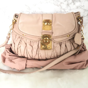Miu Miu Bag Authentic Large Pink