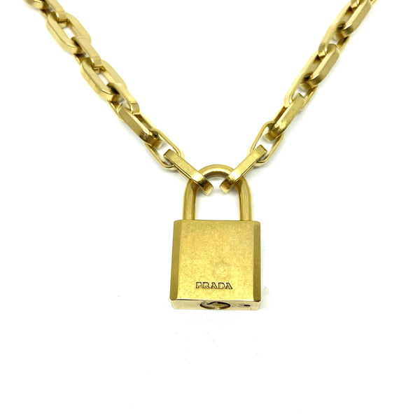 Authentic Prada Padlock