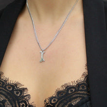 Load image into Gallery viewer, Bone Pendant from Authentic Dior Necklace