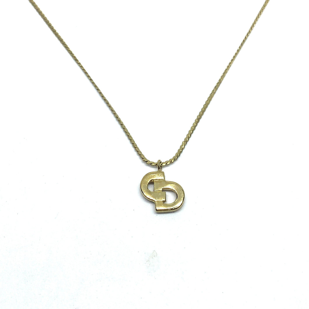 Authentic Dior Necklace