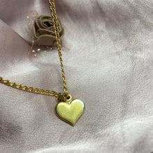 Load image into Gallery viewer, Necklace Designer from authentic pendant mini heart pendant