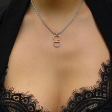 Load image into Gallery viewer, Authentic Dior CD Large Necklace