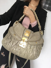 Load image into Gallery viewer, Miu Miu Bag Authentic Large