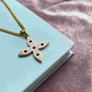 Authentic Louis Vuitton Looping  Charm - Necklace - Boutique SecondLife