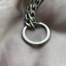 Load image into Gallery viewer, Repurposed Gucci Ring- Pendant Necklace