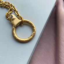 Load image into Gallery viewer, Authentic Louis Vuitton Ring- Reworked Necklace