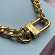 Load image into Gallery viewer, Authentic Louis Vuitton Clasp- Reworked Choker