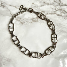 Load image into Gallery viewer, Reworked Mini Pendant from Authentic Dior Bracelet