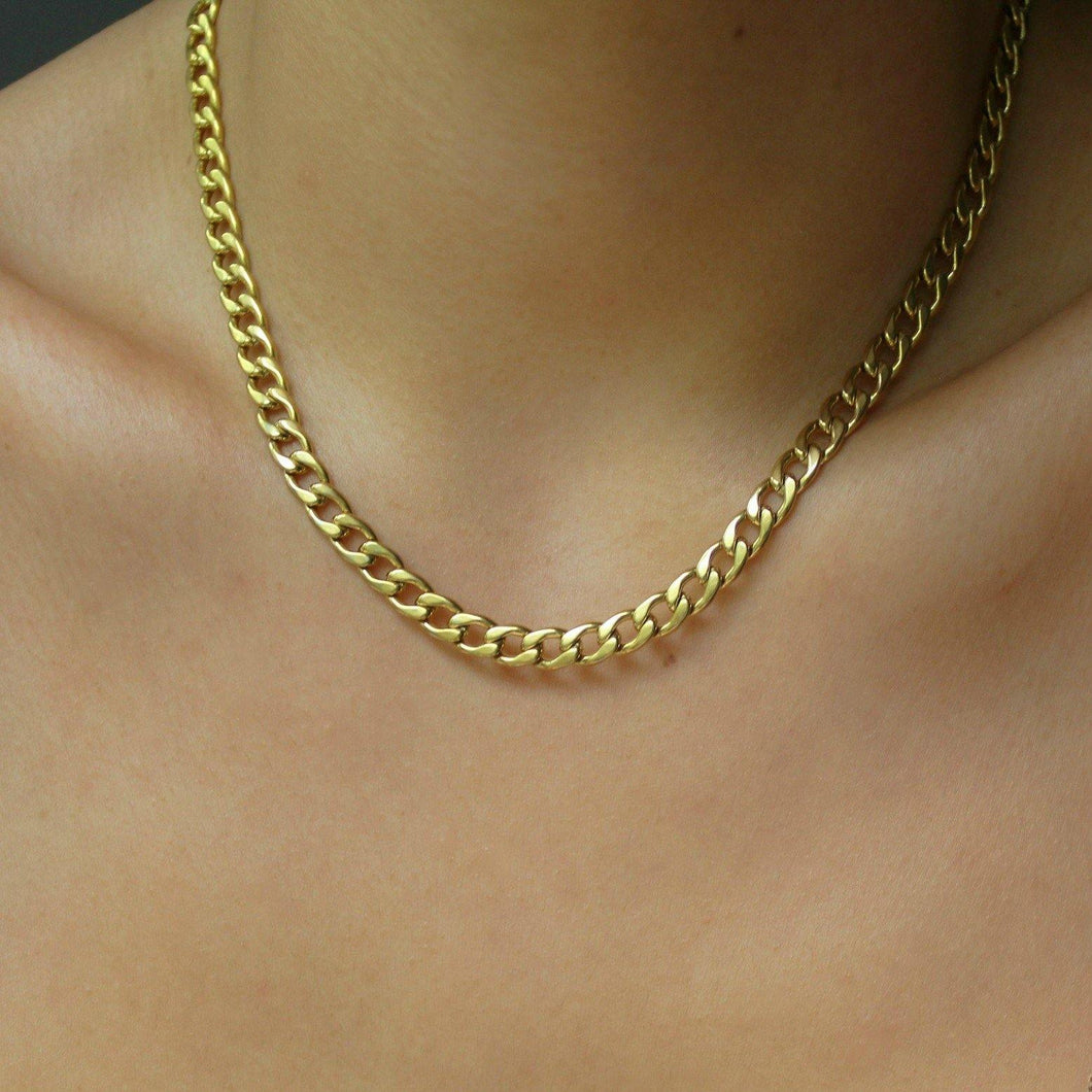 BSL - Nothing Hill Cuban Chain Necklace