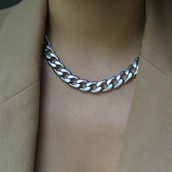 BSL - Camden Cuban Chain Necklace