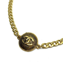 Load image into Gallery viewer, Authentic Chanel Pendant CC Cambon Repurposed Choker