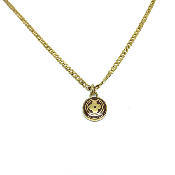Authentic Louis Vuitton Pendant - Necklace