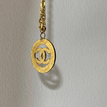 Load image into Gallery viewer, Authentic Round Pendant- Repurposed Necklace From Bracelet