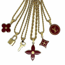 Load image into Gallery viewer, Gift Edition - Authentic Louis Vuitton Pendant- Necklace