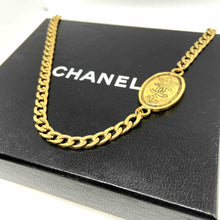 Load image into Gallery viewer, Gift Edition - Authentic Chanel Pendant- Asymmetrical Necklace