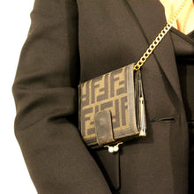Load image into Gallery viewer, Authentic Preowned Fendi Wallet Repurposed Waist Belt