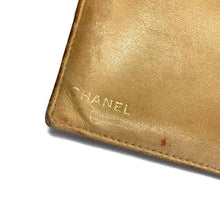 Load image into Gallery viewer, Authentic Preowned Chanel  Beige Caviar Skin Wallet Repurposed Mini Bag