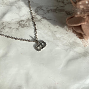 Mini Reworked C.D Necklace