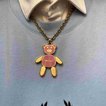 Load image into Gallery viewer, Big Authentic Prada Bear Reworked Necklace - Boutique SecondLife