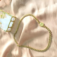 Load image into Gallery viewer, Set: Necklace and Bracelet with Authentic Pendants