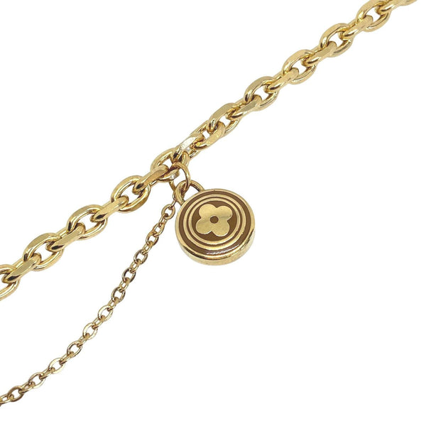 Authentic Louis Vuitton Pendant - Repurposed Bracelet
