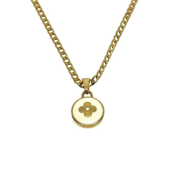 Authentic Louis Vuitton Pendant- Necklace