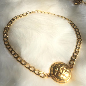 Authentic Chanel Pendant- Necklace