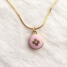 Load image into Gallery viewer, Authentic Louis Vuitton Purple Pendant- Necklace