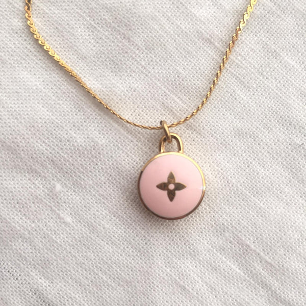 Mini Blush Pendant