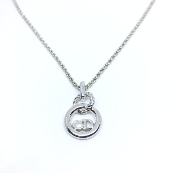Authentic Dior CD Vintage Necklace