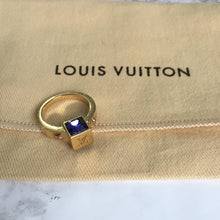 Load image into Gallery viewer, Holiday Collection: Louis Vuitton Gamble Ring