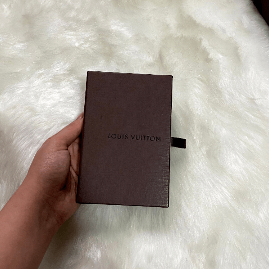 Authentic Louis Vuitton Empty Gift Box For Jewellery & Watches Vintage