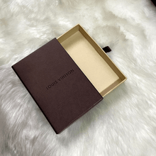 Load image into Gallery viewer, Authentic Louis Vuitton Empty Gift Box For Jewellery & Watches Vintage
