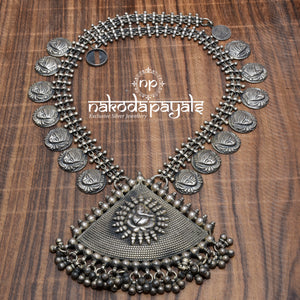 Conservative Tribal long Necklace