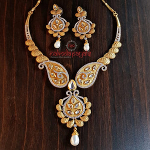 Trendy Kundan Necklace
