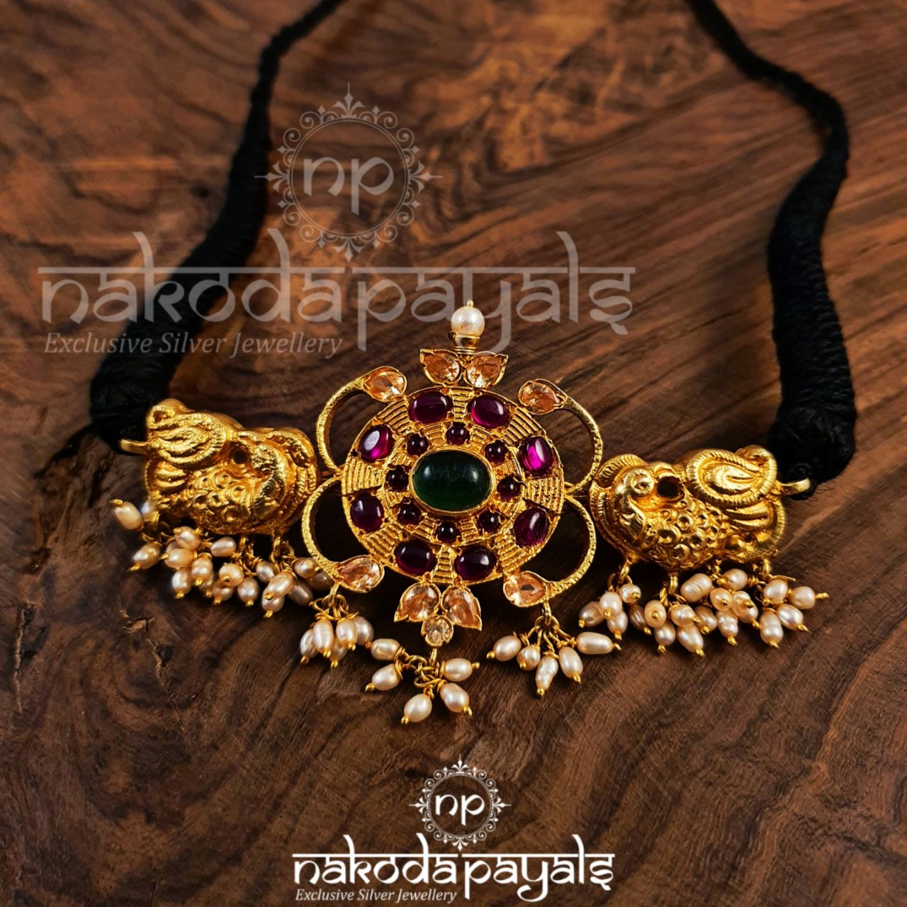 Traditional Wide Choker