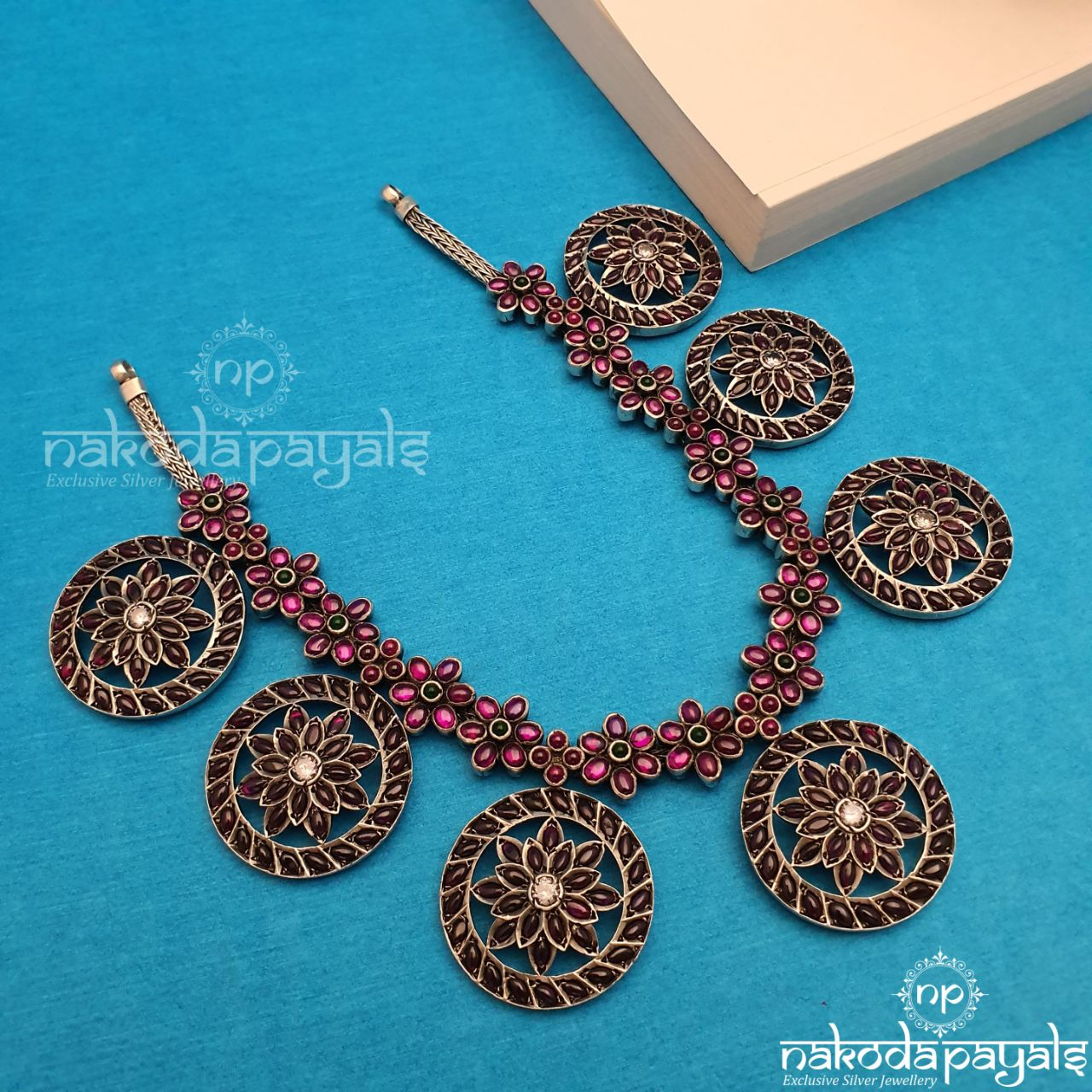 Rejuvenating Red Spinels Neckpiece