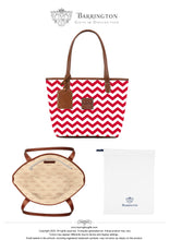 Load image into Gallery viewer, Chelsea Zippered Mini Tote