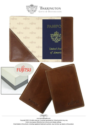 Glassgow Passport Case