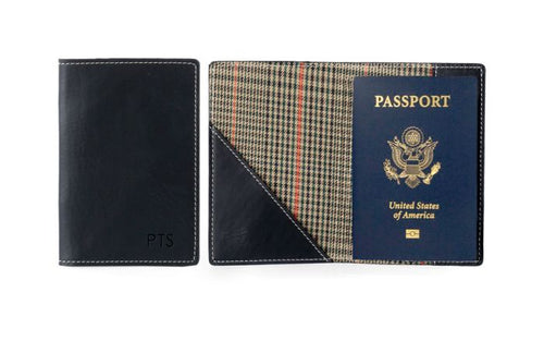 Glassgow Passport Case-In Stock