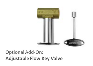 Fire by Design Key Valve