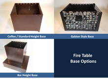 "Waterstone Midnight Sky Fire Table (58"" x 41"") - The Fire Pit Collection"
