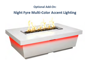 American Fyre Designs Night Fyre Multi-Color Accent Lighting - The Fire Pit Collection