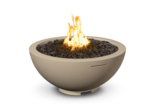 "American Fyre Designs 32"" Fire Bowl + Free Cover - The Fire Pit Collection"