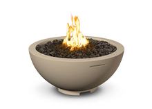 "American Fyre Designs 32"" Fire Bowl with Electronic Ignition + Free Cover - The Fire Pit Collection"