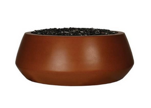 Fire by Design Round Belize Fire Bowl / Electronic Ignition